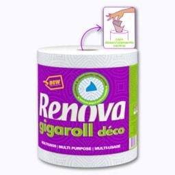 Rolo de Cozinha Gigaroll Renova