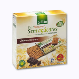 Snack Chocolate e Soja