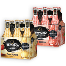 STRONGBOW® Sidra Red Berries / Gold