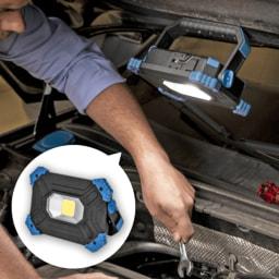 LIGHTZONE® Projetor de Trabalho LED a Bateria