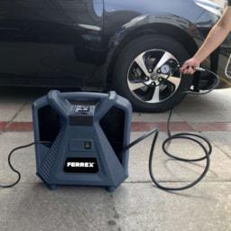 FERREX® Compressor Portátil