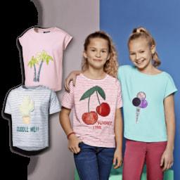 POCOPIANO® T-Shirt para Menina