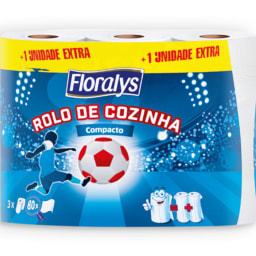 FLORALYS® Rolo de Cozinha