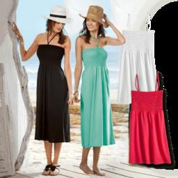 UP2FASHION® Vestido de Verão