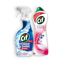 CIF® Creme / Spray de Limpeza