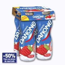 Iogurte Líquido Morango Danone