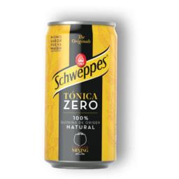Schweppes® Água Tónica Zero