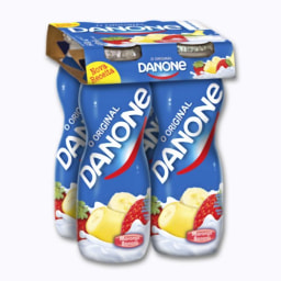 Iogurte Líquido Morango/Banana