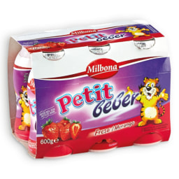 MILBONA® Iogurte Líquido para Crianças