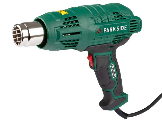 Parkside® Pistola de Ar Quente 2000 W