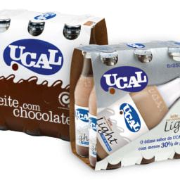 UCAL® Leite com Chocolate / Light