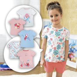 POCOPIANO® T-shirts para Menina