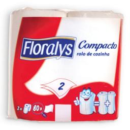 FLORALYS® Rolo de Cozinha Compacto