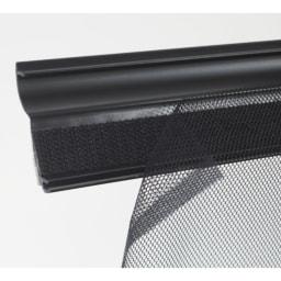 POWERFIX® Cortina Mosquiteira com Lamelas 100x220 cm