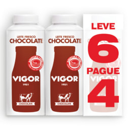 VIGOR® Leite Fresco Chocolate