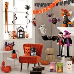 LIVING ART® Decorações de Halloween