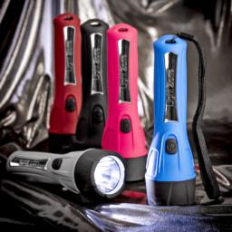LIGHTZONE® Lanterna de Bolso LED