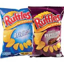 Batatas Fritas Selecionadas Ruffles®