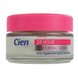 Cien® Creme de Rosto Hidratante 24h/ Aqua