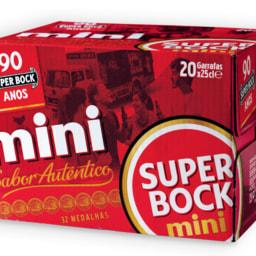 SUPER BOCK® Cerveja Mini