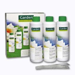 Conjunto para Tratamento de Lagos de Jardim