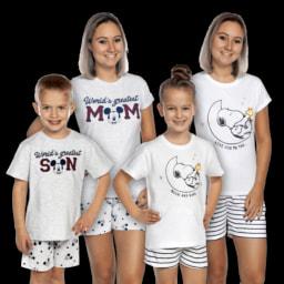 Pijama Mãe ou Criança