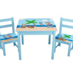 LIVARNO LIVING® Mesa com 2 Cadeiras