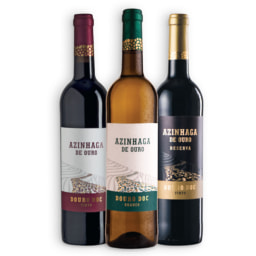Vinhos selecionados AZINHAGA DE OURO