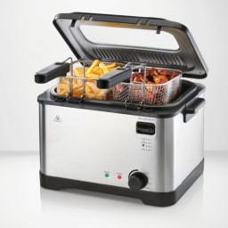 Silvercrest® Kitchen Tools Fritadeira 2000 W