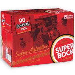 SUPER BOCK® Cerveja