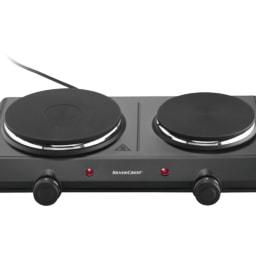 Silvercrest® Kitchen Tools Placa Elétrica Dupla