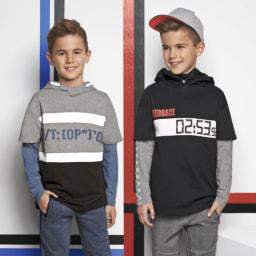 POCOPIANO® Sweatshirt para Menino