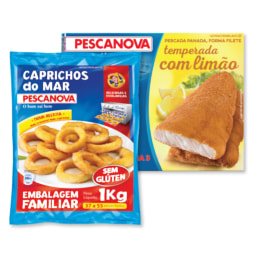 Artigos Selecionados Pescanova®
