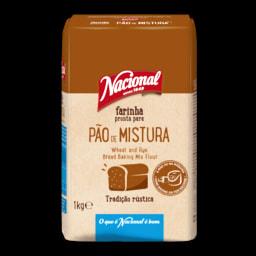 Nacional Farinha para Pão Rústico