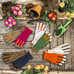 GARDEN FEELINGS® Luvas de Jardinagem para Homem/ Mulher