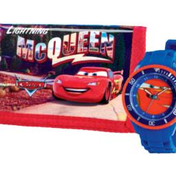 Conjunto de Relógio + Carteira para Criança