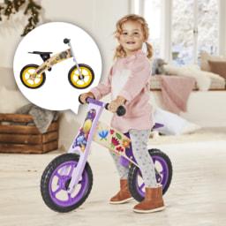 PLAYLAND® Bicicleta de Madeira para Crianças