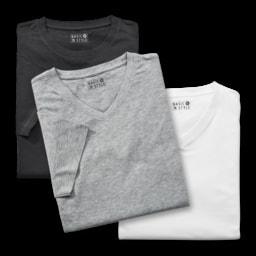 STRAIGHT UP® T-Shirt Básica para Homem