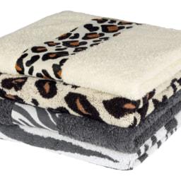 Miomare® Toalha de Banho 50x100 cm 2 Unidades