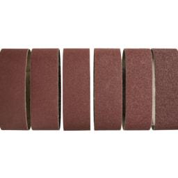 PARKSIDE® Conjunto de Papéis Lixa para Lixadora de Rolo 6 Unid.