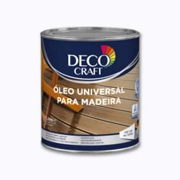 Óleo Universal para Madeira