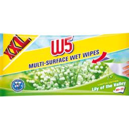 W5® Toalhetes Húmidos