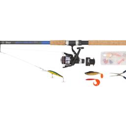 CRIVIT® Cana de Pesca com Acessórios 270-5