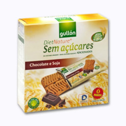 Snack Chocolate e Soja Diet Nature