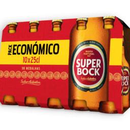 SUPER BOCK® Cerveja Pack Económico