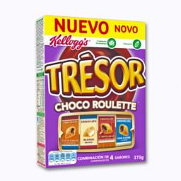 Trésor Choco Roulette Kellogg's