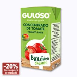 Concentrado de Tomate Biológico Guloso