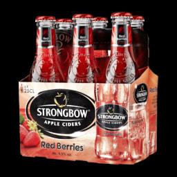 Sidra com Álcool Frutos Vermelhos Strongbow