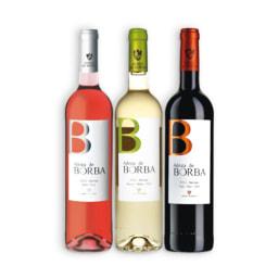 ADEGA DE BORBA® Vinho Tinto / Branco / Rosé DOC Alentejano
