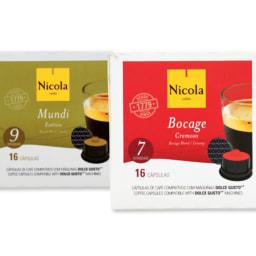Nicola® Café Cápsulas